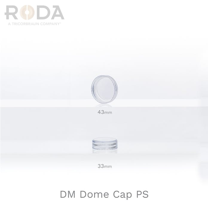 DM Dome Cap PS