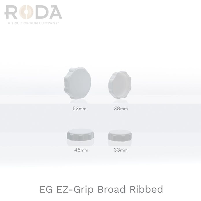 EG EZ-Grip Broad Ribbed