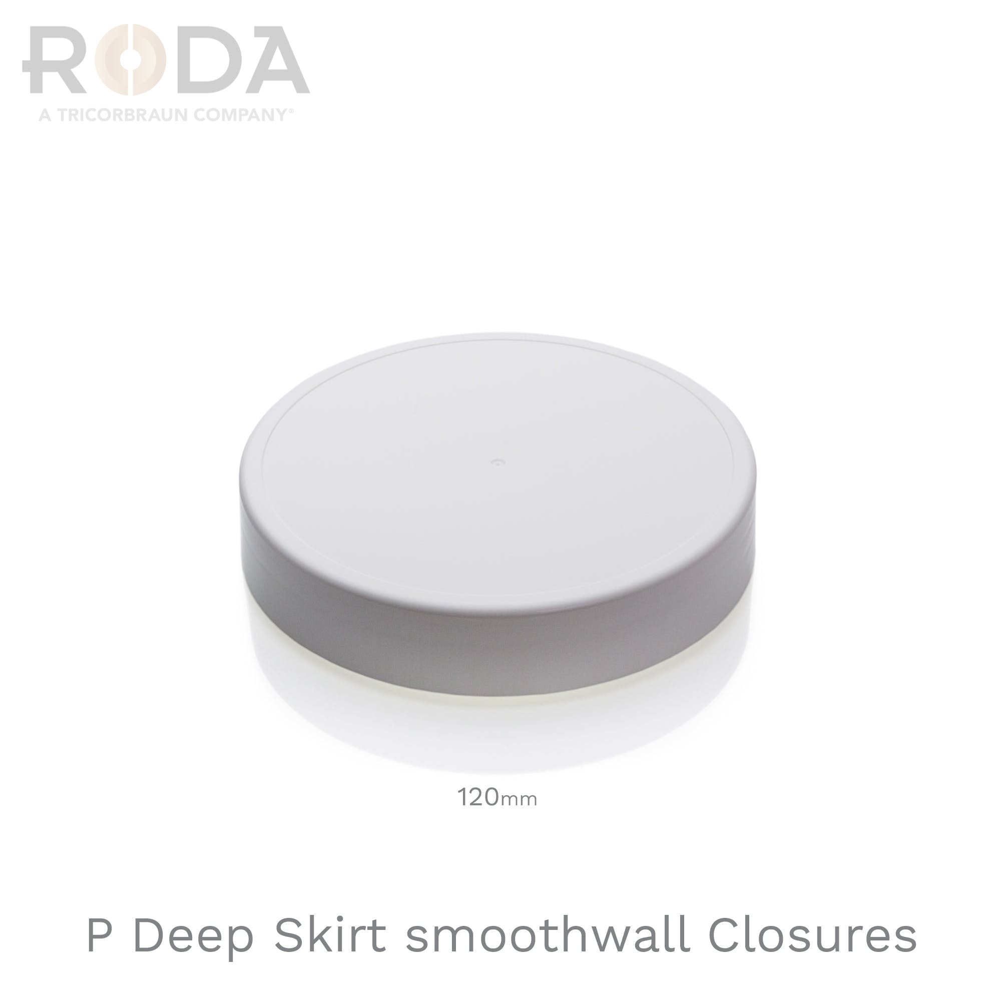 P Deep Skirt Smoothwall Closures