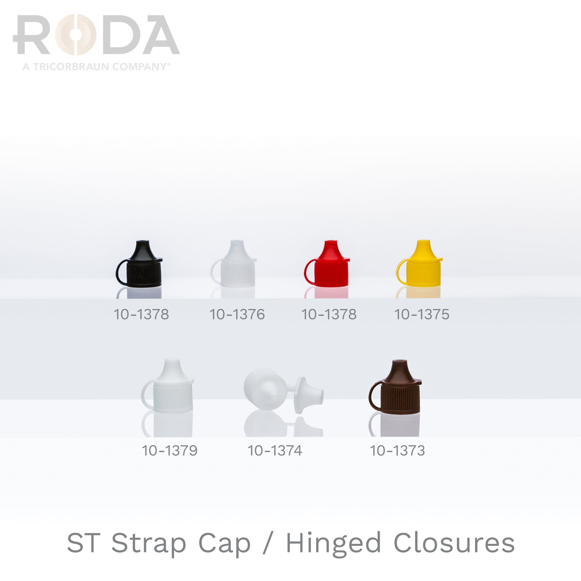 ST Strap Cap / Hinged Closures