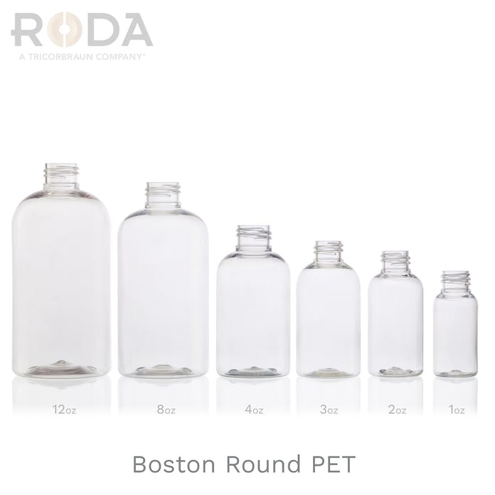 Boston Round PET