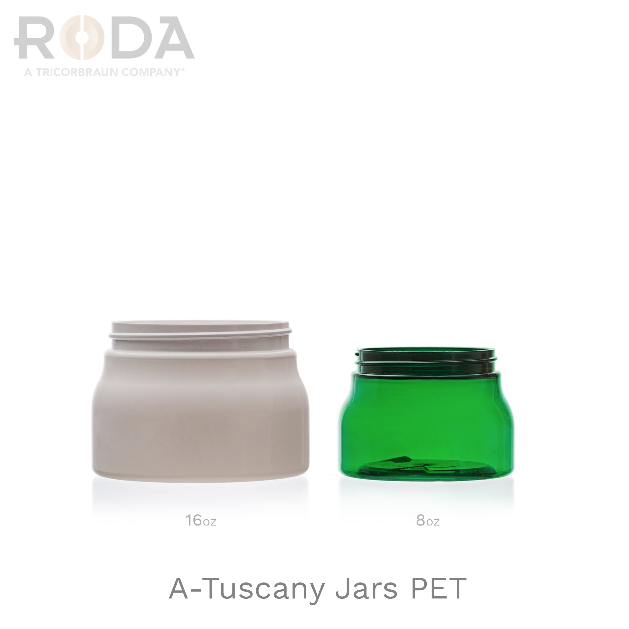 A-Tuscany Jars PET