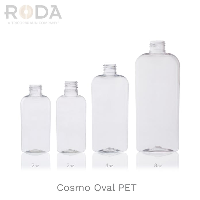Cosmo Oval PET