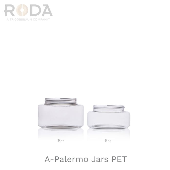 A-Palermo Jars PET