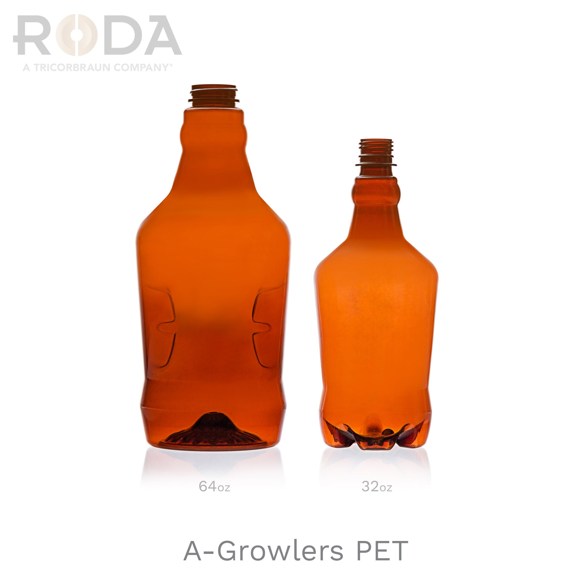 A-Growlers PET