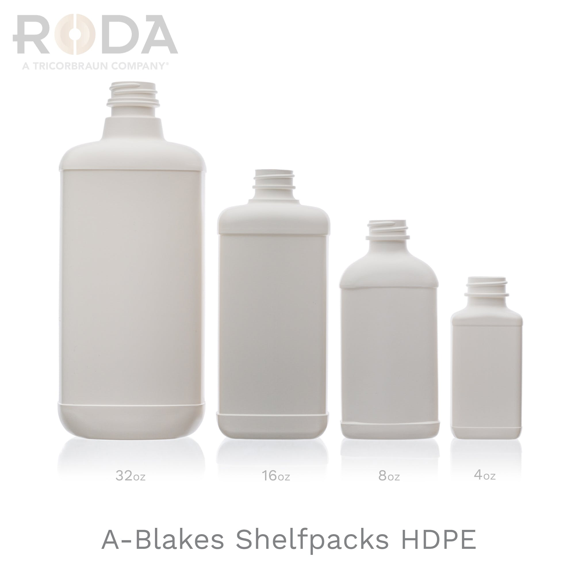 A-Blakes Shelfpacks HDPE