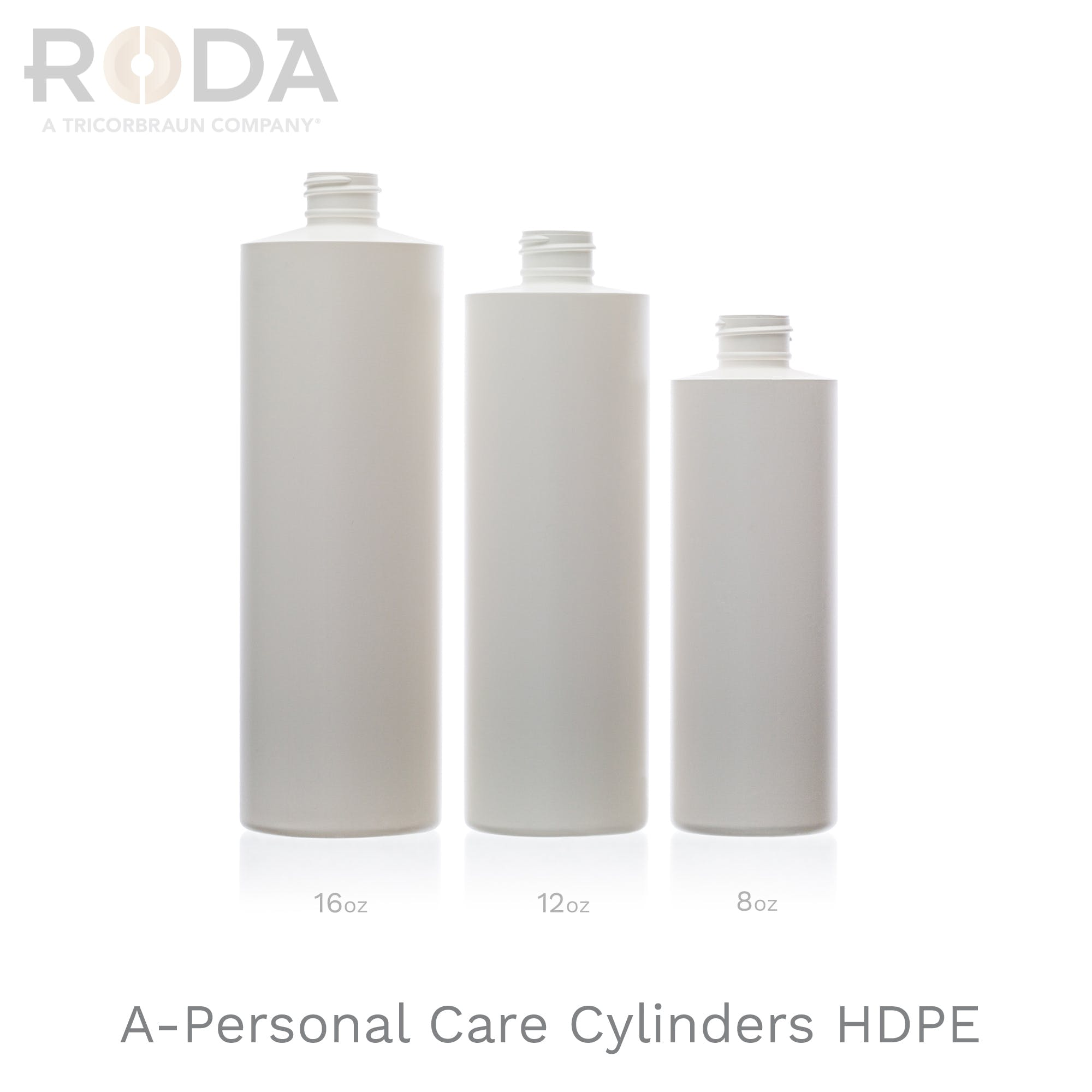 A-Personal Care Cylinders HDPE
