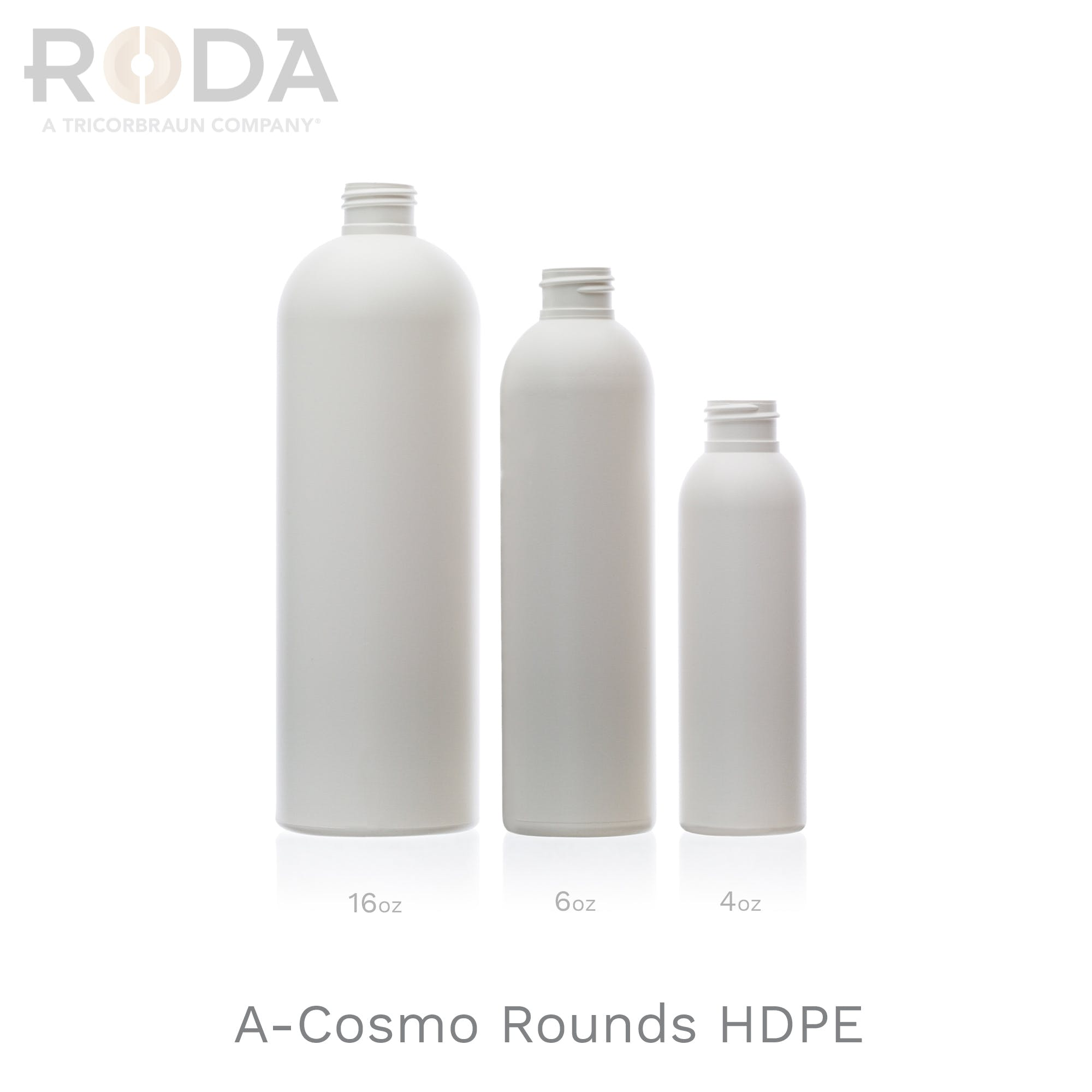 A-Cosmo Rounds HDPE