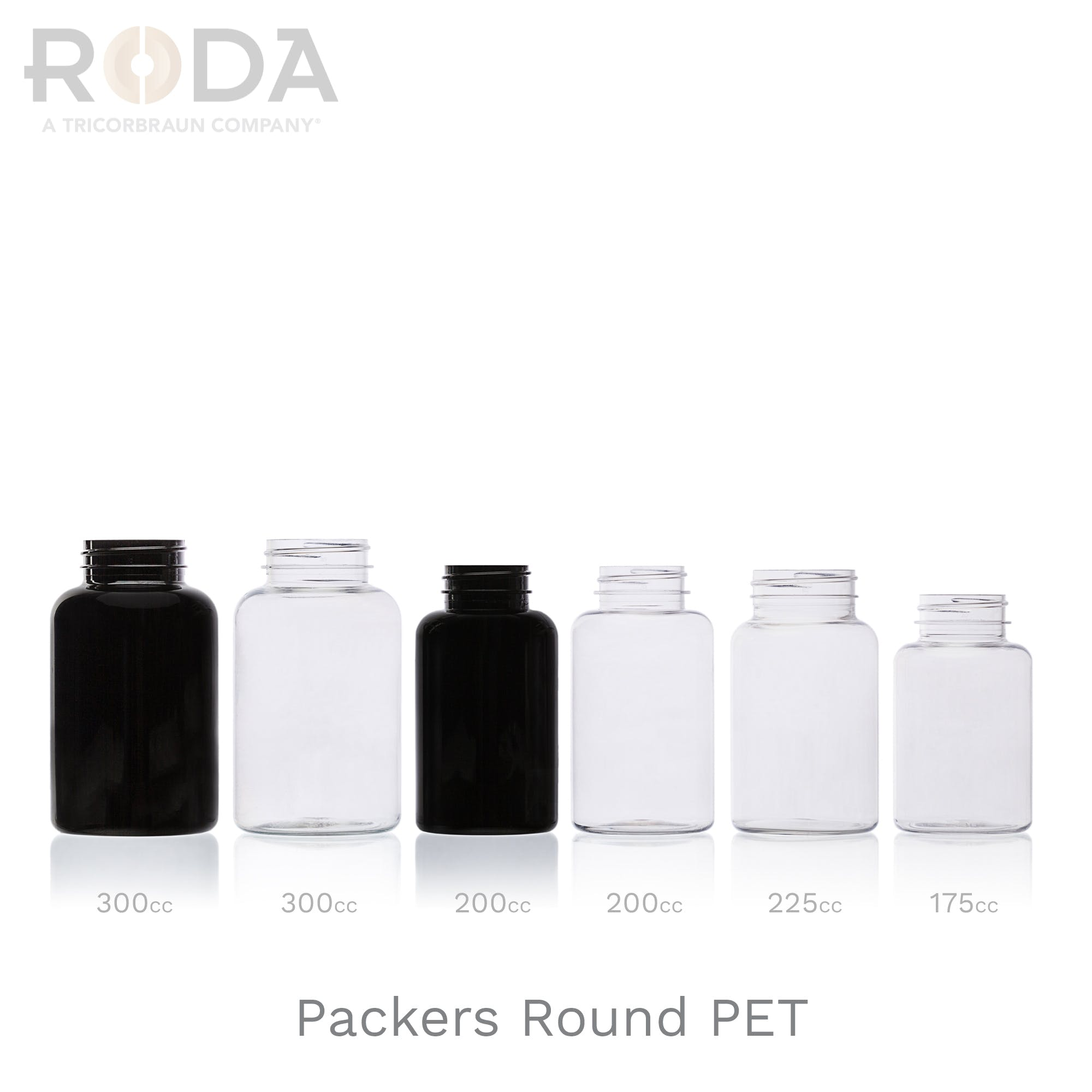 Packers Round PET