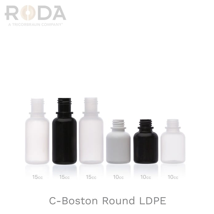 C-Boston Round LDPE