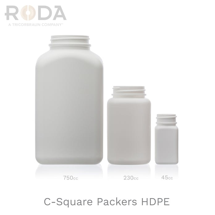 C-Square Packers HDPE