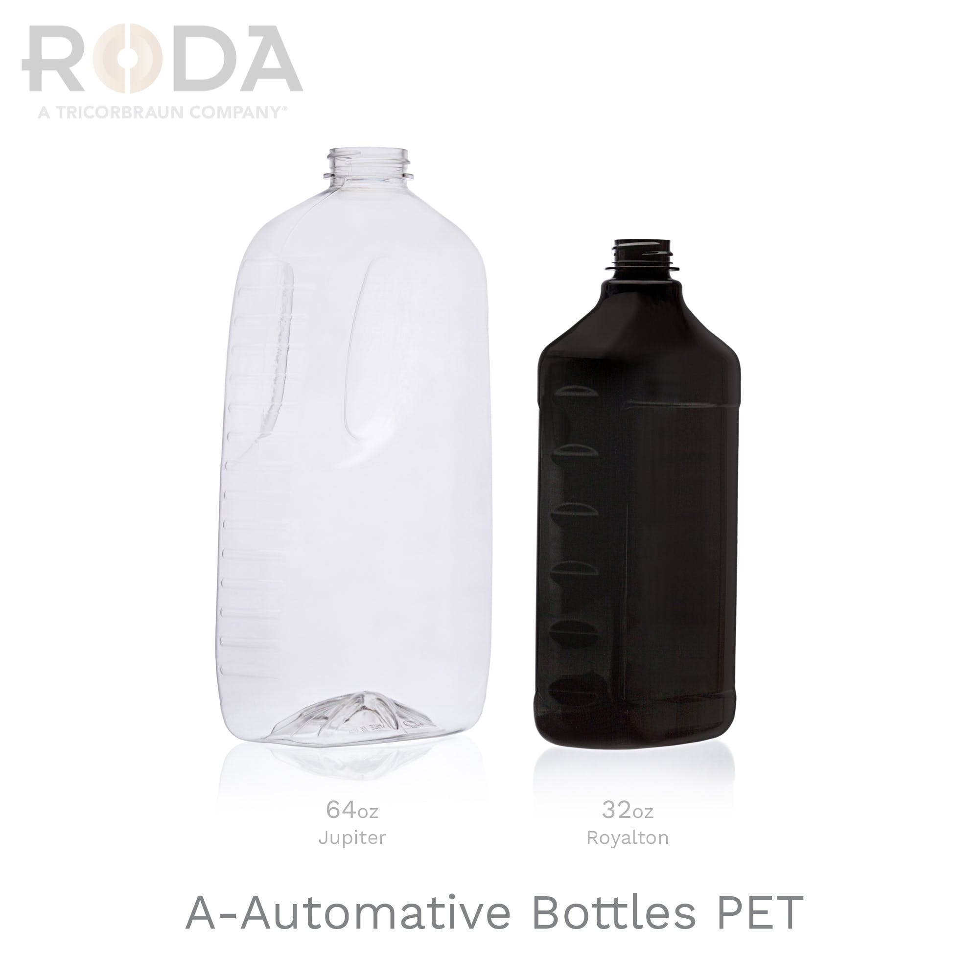 A-Automotive Bottles PET
