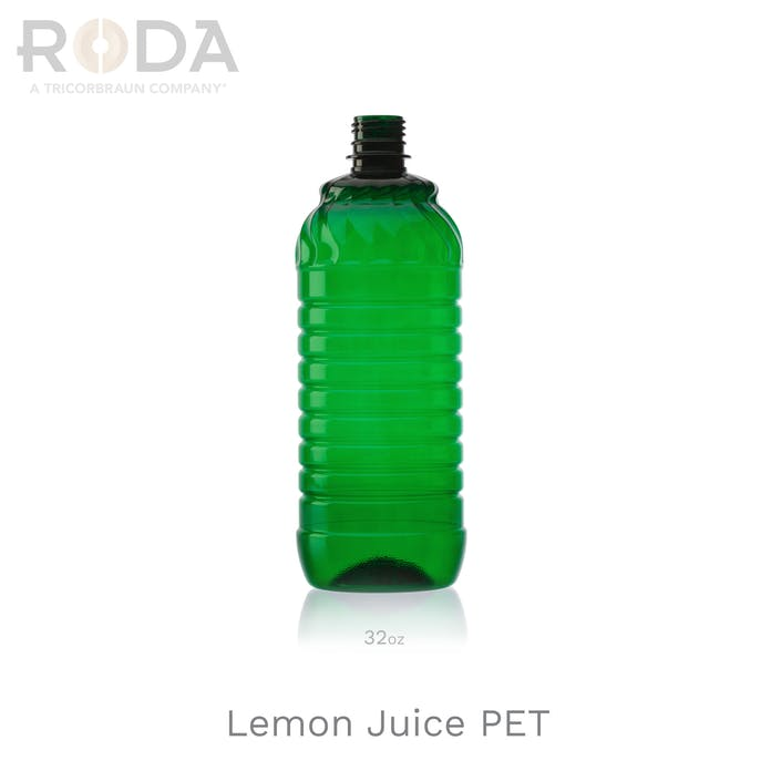 Lemon Juice PET