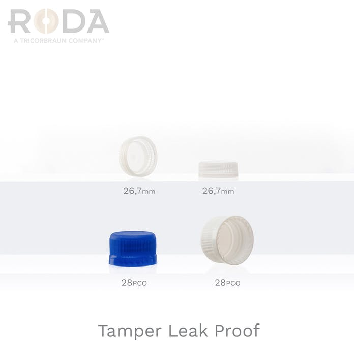Tamper Leak Proof