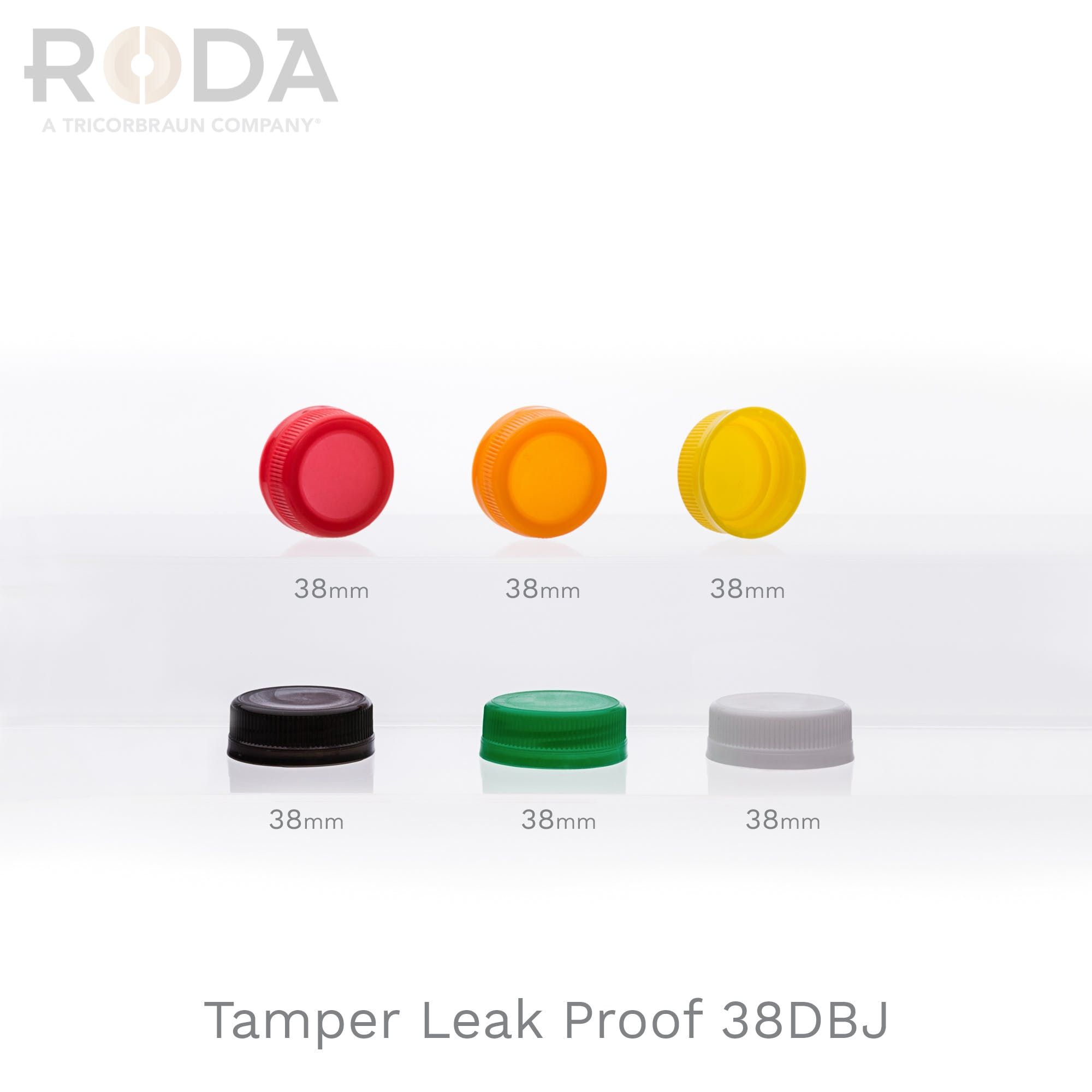 Tamper Leak Proof 38DBJ