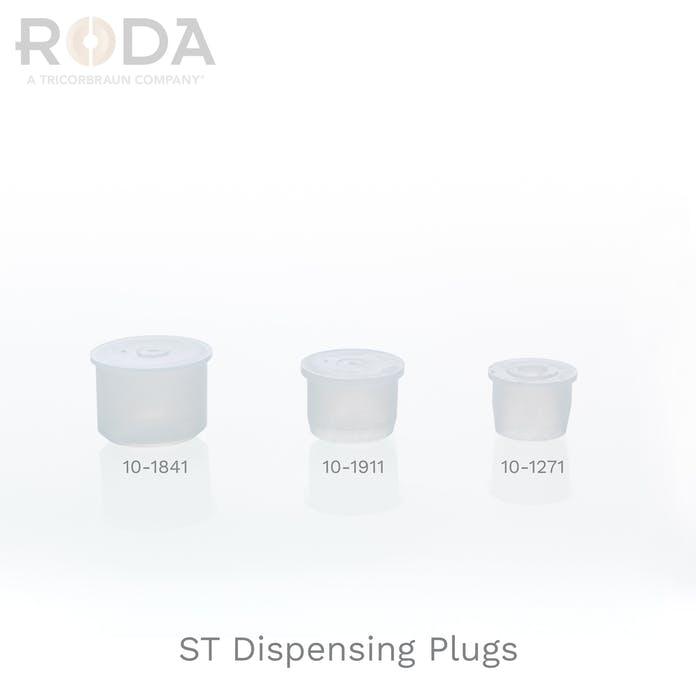 ST Dispensing Plugs