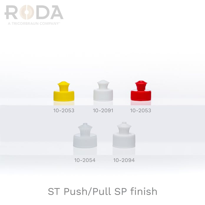 ST Push/Pull SP Finish