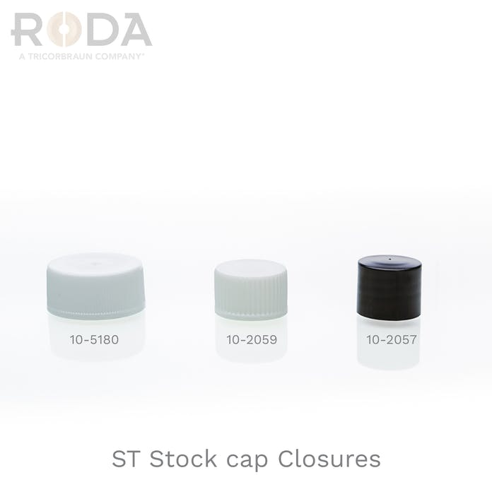 ST Stock Cap Closures
