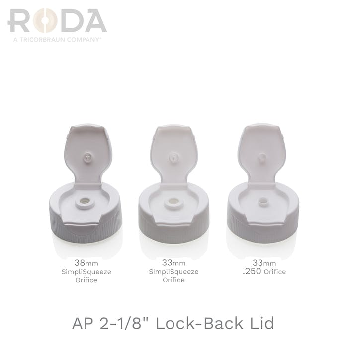 "AP 2-1/8"" Lock-Back"