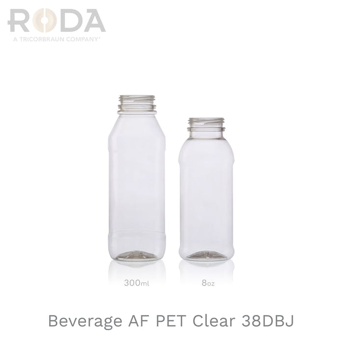 Beverage AF PET Clear 38DBJ